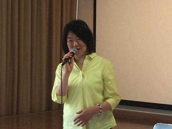 ベンジャミン人間性英才学校のメンター、声優、俳優、ナレーターとして活躍されている平辻朝子さん