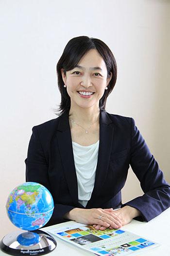 品川玲子 日本ベンジャミン学校校長