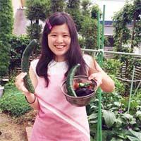 時間の主になった日本の少女「脳を活用しましょう!」