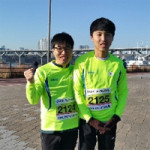 息子と一緒に参加したマラソン挑戦記