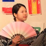 日本舞踊で自信がついた!