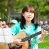 2期生成長ストーリー 川井海來さん 母校でライブ開催決定!~歌の力で感謝を伝える