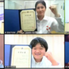 日本ベンジャミン人間性英才学校 5期卒業式・6期入学式開催